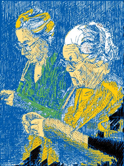 Hilfe für ältere Menschen