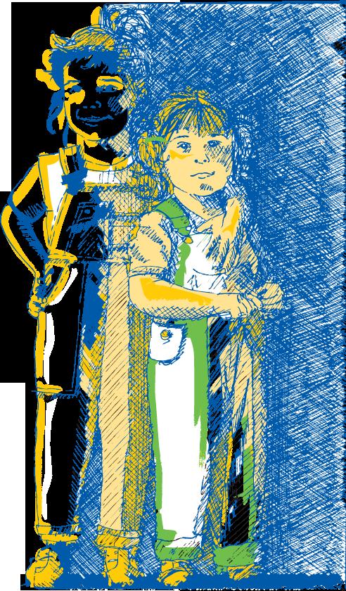 Betreuung von Kindern